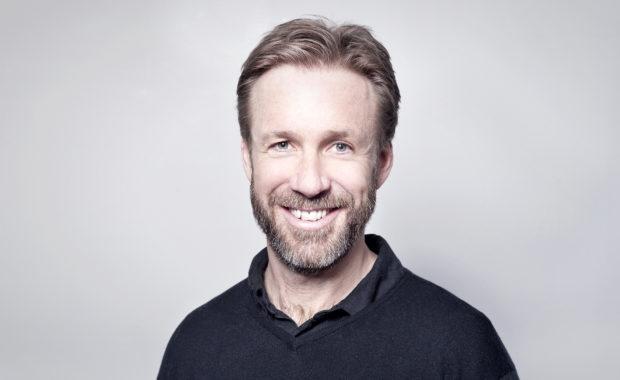 Portrett Giertsen foredragsholder og komiker