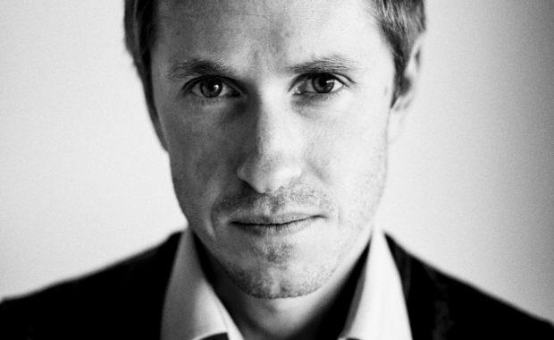 Foredragsholder Mads Kaggestad